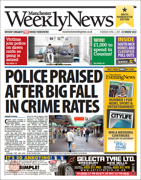 Manchester Weekly News 1
