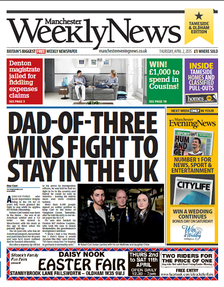 Manchester Weekly News 2