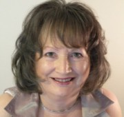Marilyn Chapman, who has written her first novel