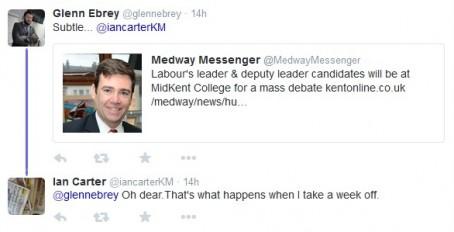 Medway mass debate