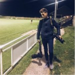 Photojournalism student raises £5,000 after football match camera theft