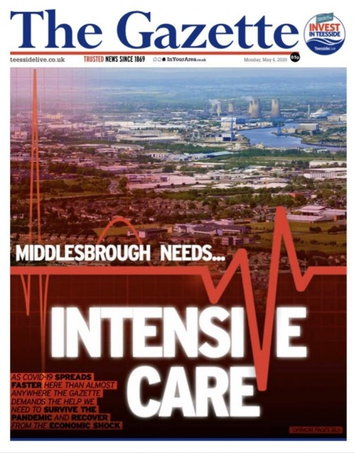 Middlesbrough intensive