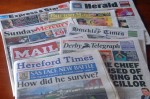 Eight to do battle for Midlands newspaper title