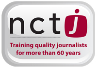 NCTJ homepage button