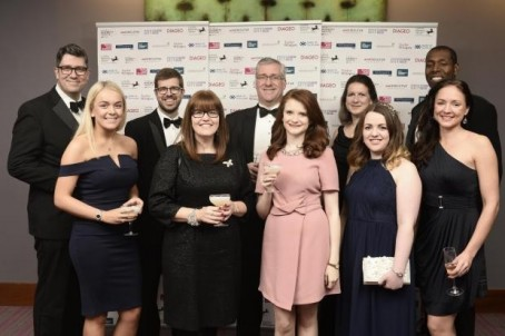 Winners at the first Newsquest Scotland diversity awards