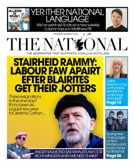 National Scots