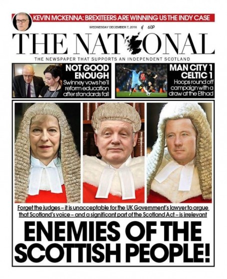 National enemies