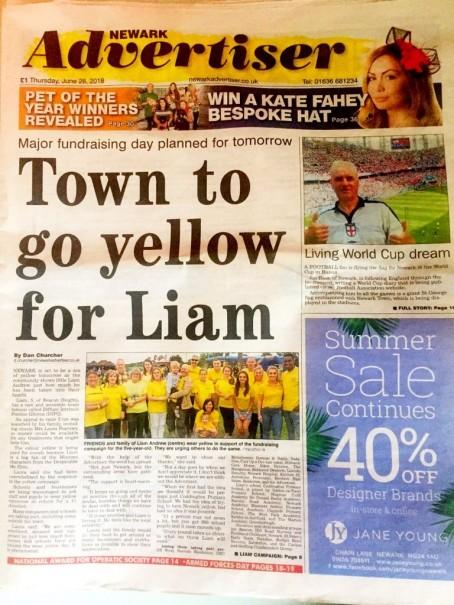Newarky Yellow