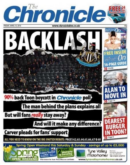 Newcastle boycott