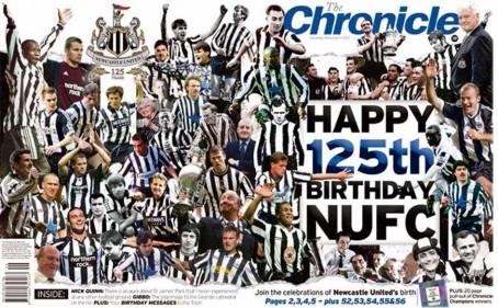 Newcastle wrap