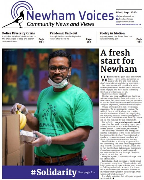 Newham Voices