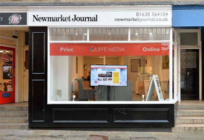 Newmarket office