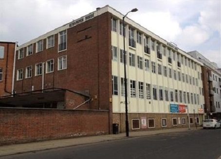 former northants herald and post building set to become apartments journalism news from. Black Bedroom Furniture Sets. Home Design Ideas