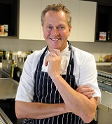 Nick Nairn. Pic by DC Thomson & Co Ltd.