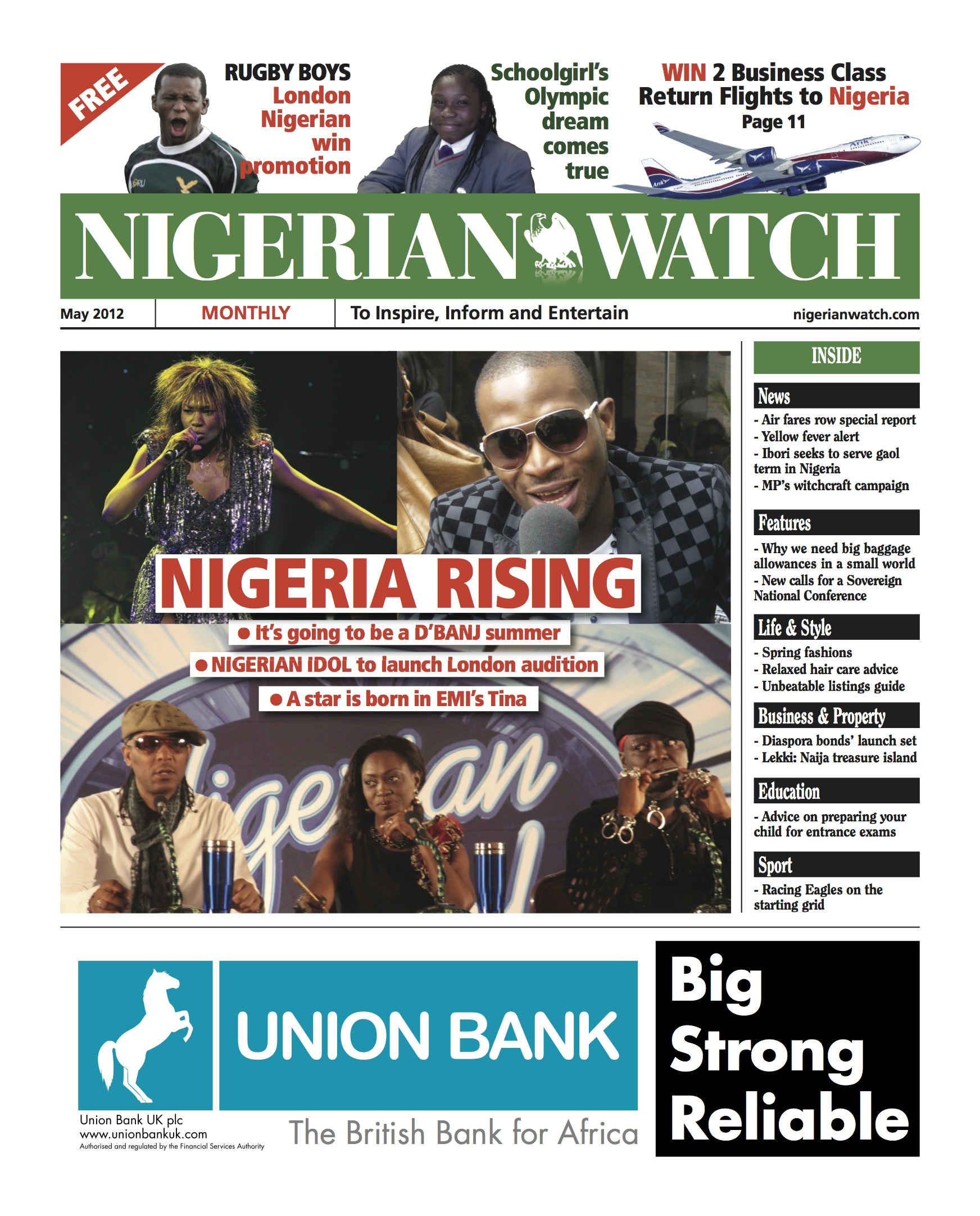 Nigerian community newspaper launched in London ...