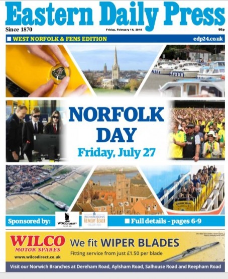 Norfolk Day