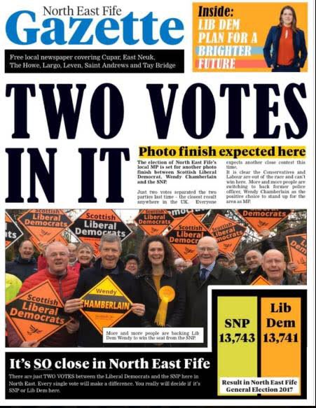 North East Fife Gazette
