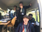 Journalism students' rugby coverage becomes international hit