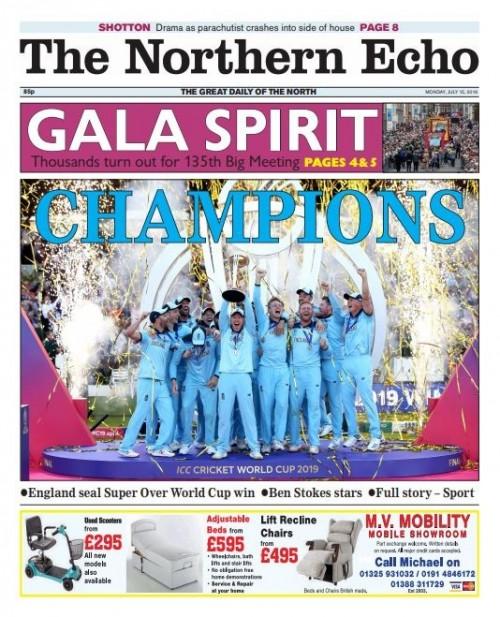 Northern champions