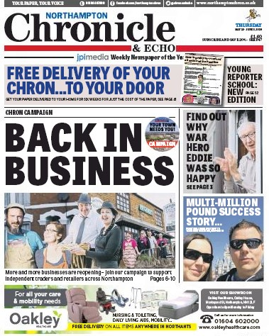 This week's Chronicle & Echo