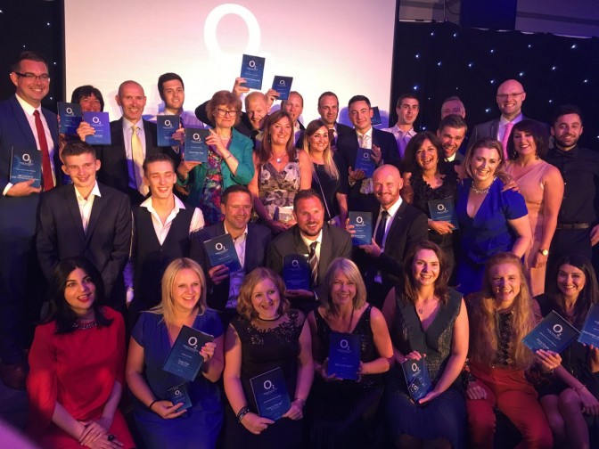 All the winners from the 2018 O2 media Awards for Yorkshire and the Humber