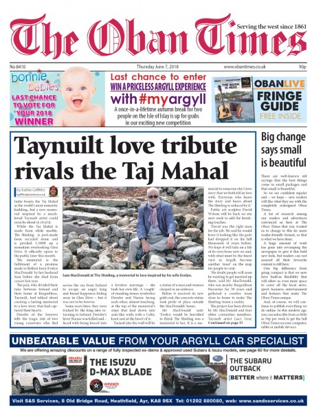 The first edition of the new-look Times