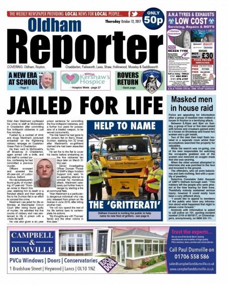 Oldham Reporter