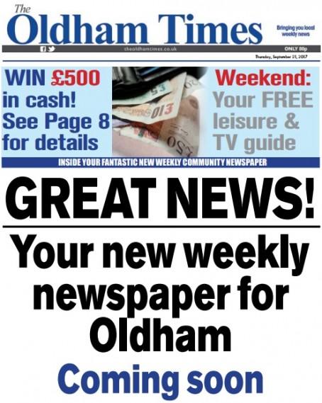 Oldham new