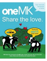 OneMK, formerly the MK News, is one of the three to be axed