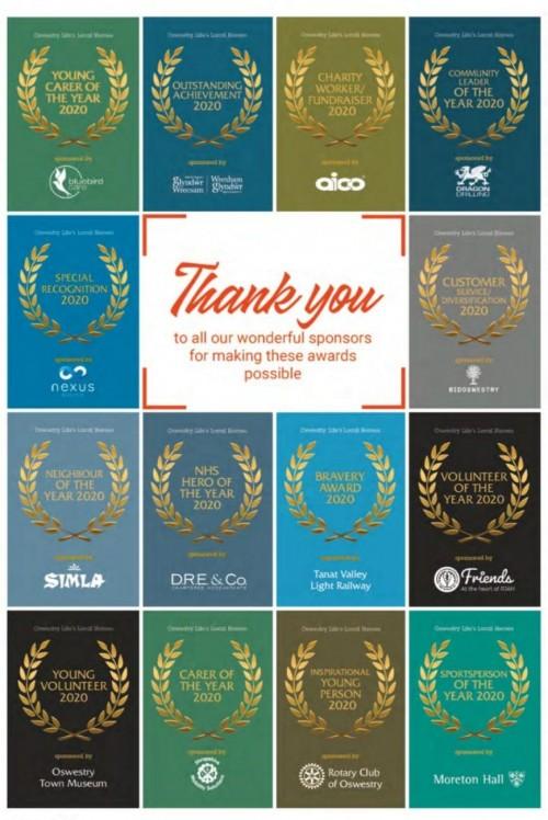 Oswestry awards