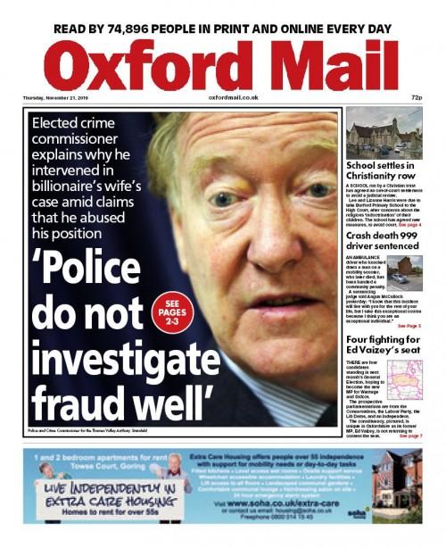 Oxford PCC