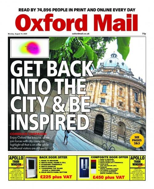 Oxford Rediscover