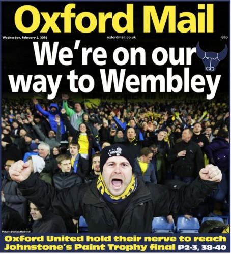 Oxford Wembley