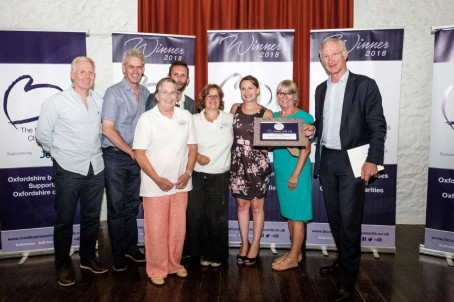 Mail staff collected the award on Thursday night