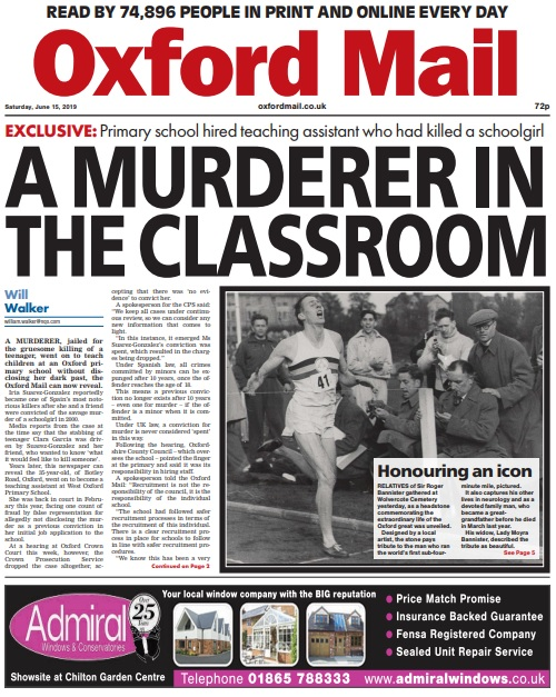 Oxford murder