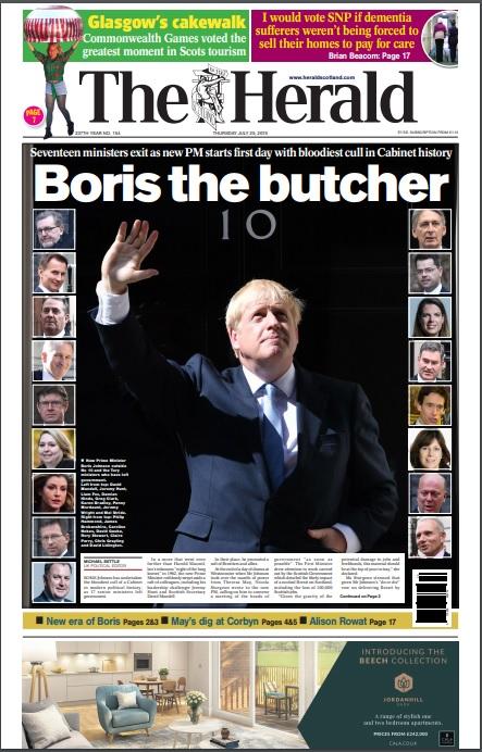 PM Boris Herald