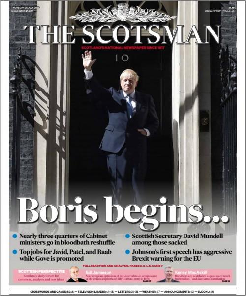 PM Boris Scot