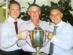 Sports editor supported through illness by cricket stars dies aged 75
