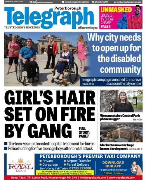 Peterborough disabled