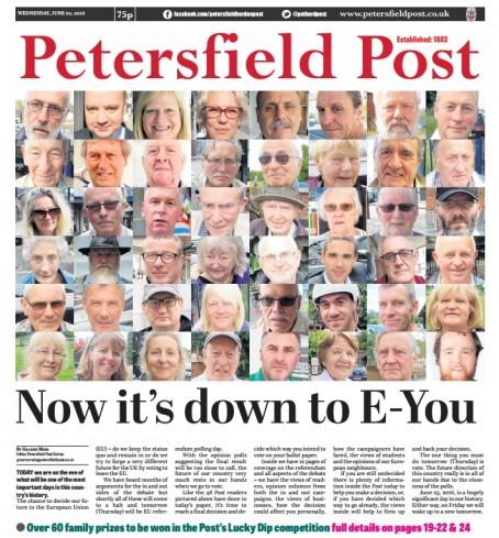 Petersfield EU