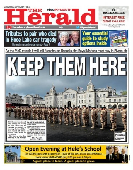 herald urges michael fallon to keep armed forces in. Black Bedroom Furniture Sets. Home Design Ideas
