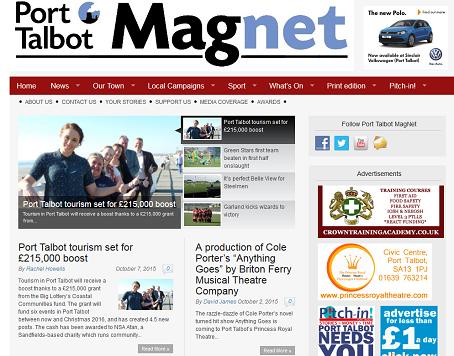 Port Talbot Magnet