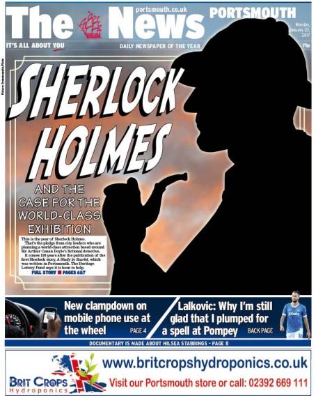 Portsmouth Sherlock