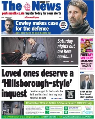 Portsmouth inquest