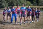 Regional daily running team's exploits raise thousands for charity