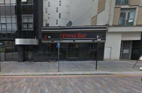 press-bar