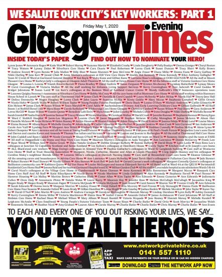 RPAD Glasgow