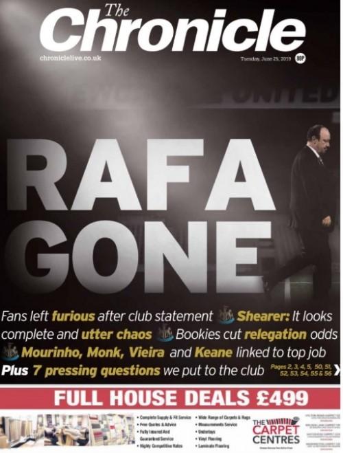 Rafa Gone