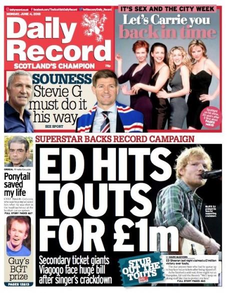 Record Ed