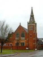 Redditch church